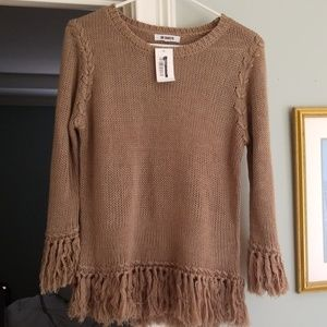 BB Dakota sweater from Fabrik.